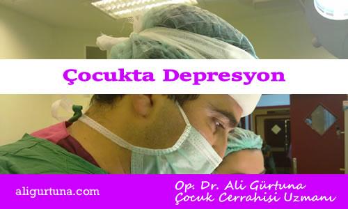Çocukta depresyon belirtileri tedavisi
