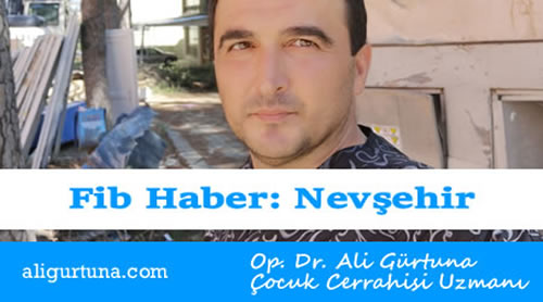 Fib Haber: Nevşehir Devlet Hastanesinde İlk