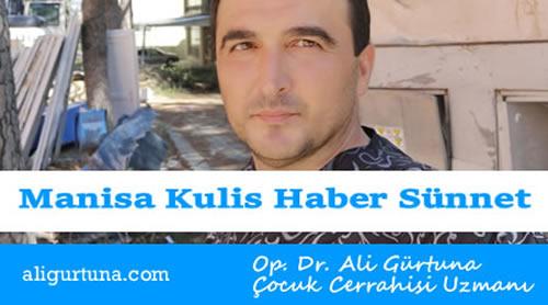 Manisa Kulis Haber: Sünnet yaşı