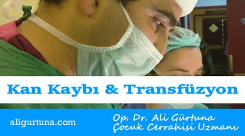 Kan Kaybı & Transfüzyon Hesaplama