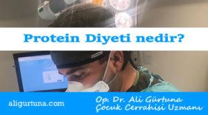 Protein Diyeti nedir? Diyette protein