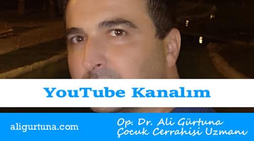 YouTube Kanalımdaki Videolarım