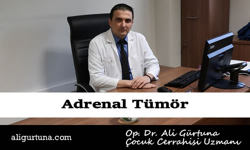 Adrenal tümör belirtileri ve tedavisi