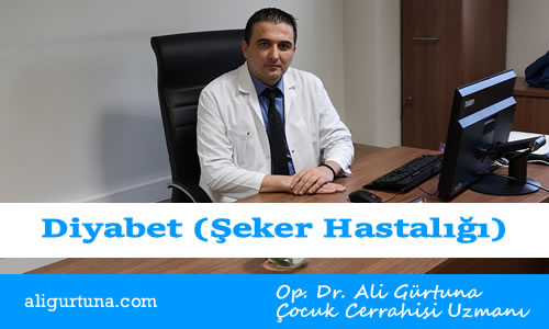 Diyabet nedir? Şeker hastalığı, Diabetes Mellitus