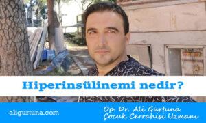 Hiperinsülinemi belirtileri ve tedavisi