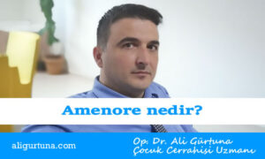 Amenore nedir, adet görmeme düzensizliği