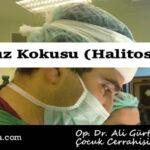 Ağız Kokusu Nedenleri ve Tedavisi, Halitosis